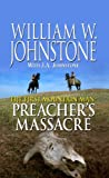 The First Mountain Man Preacher's Massacre (Thorndike Press large print western)