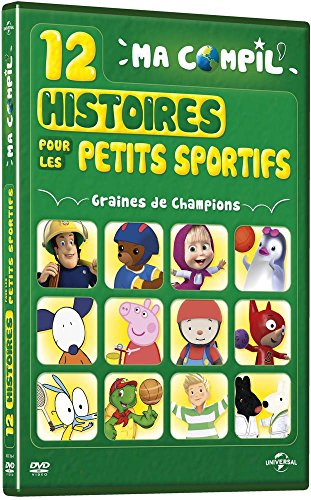 Ma Compil' - 12 histoires pour les petits sportifs [Italia] [DVD]