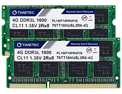 Memoria 4gb  marca Timetec