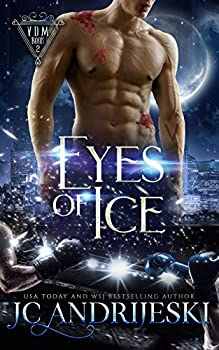 Eyes of Ice  A Vampire Fated Mates Science Fiction Detective Novel  Vampire Detective Midnight Book 2