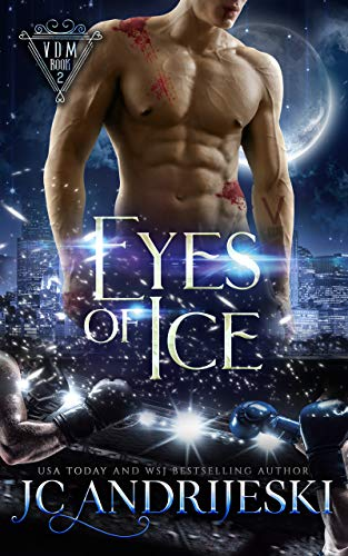 Eyes of Ice: A Vampire, Fated Mates, Science Fiction Detective Novel (Vampire Detective Midnight...