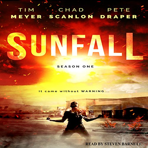 Sunfall: Season One, Episodes 1-6 audiobook cover art