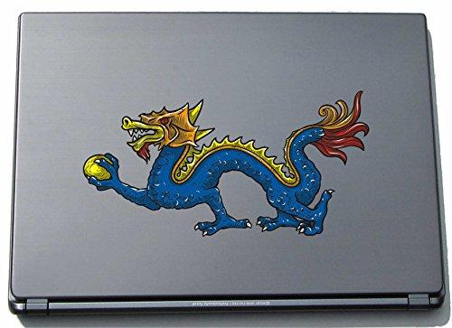 Laptopaufkleber Laptopskin China-Chinesemyth24 - Chinesischer Drachen - 150 mm Aufkleber