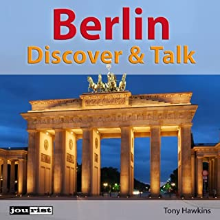 Berlin (Discover & Talk) audiobook cover art