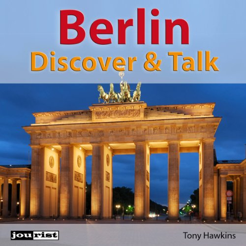 Berlin (Discover & Talk) audiobook cover art