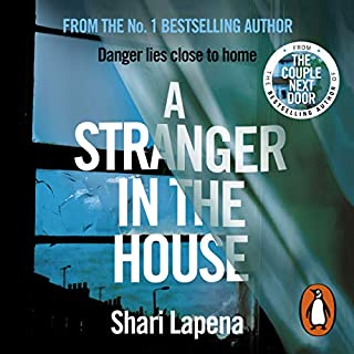 A Stranger in the House cover art