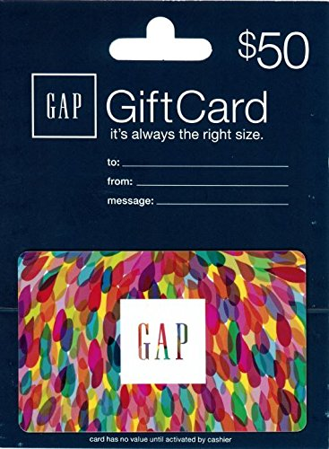 Gap $50 Gift Card