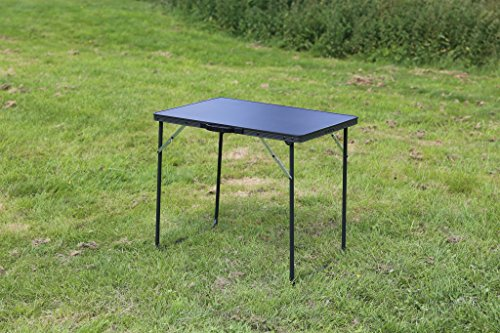 Quest Superlite Burford Black Edition Lightweight Folding Camping Table