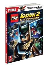 Lego Batman 2 - DC Super Heroes: Prima Official Game Guide de Stephen Stratton