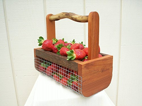 Garden Basket Harvesting Basket Farmhouse Basket Fruit Basket Egg Basket