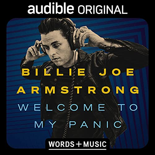 Welcome to My Panic Audiobook By Billie Joe Armstrong cover art