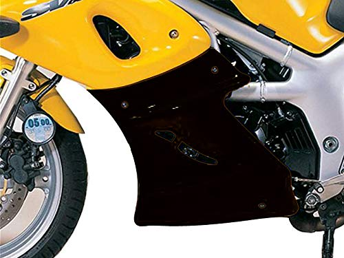 Suzuki SV650S 99–02carenado reduce–negro