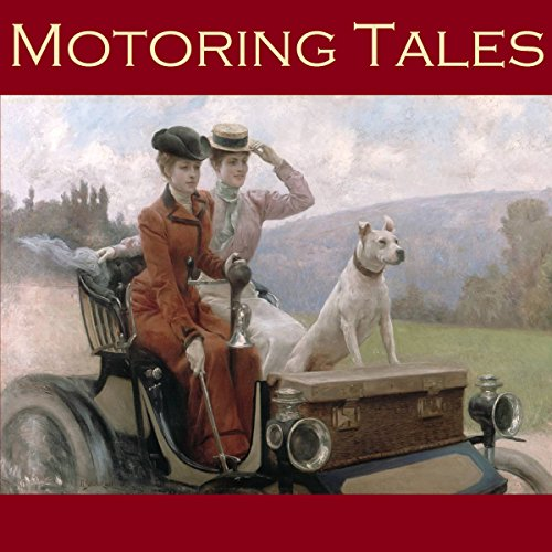 Motoring Tales audiobook cover art
