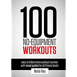 Fitness Equipment Shopping 100 No-Equipment Workouts Vol. 1: Fitness Routines you can do anywhere, Any Time