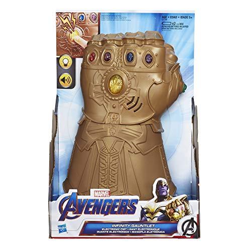 Hasbro E1799EU61 Avengers Elektronischer Fausthandschuh, mit Licht- und Soundeffekten