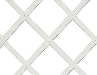 comprar comparacion intermas Celosia Trellis Plegable Blanca 1x2