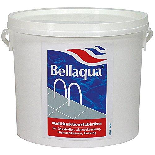 Bellaqua Multifunktionstabletten Chlor 4in1 (200 g) 5,0 kg Bellaqua