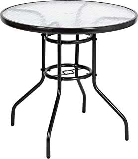 VINGLI Outdoor Dining Table, 31.5
