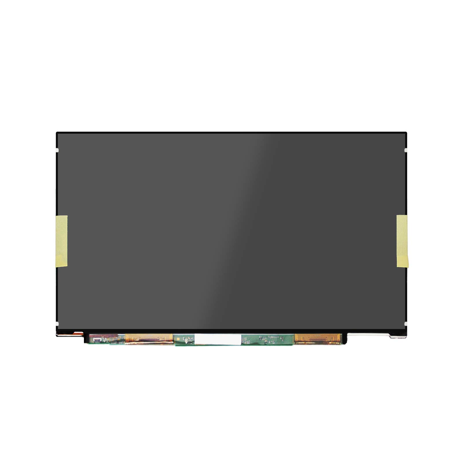 FTDLCD® 13.1 Inch LED LCD Panel Pantalla de Visualización Repuesto de Pantalla de Ordenador para LTD131EWSX LTD131EQSX 1366x768 30 Pin: Amazon.es: Electrónica