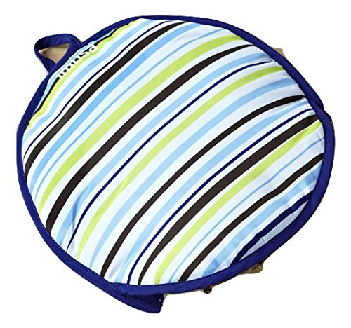 IMUSA USA MEXI-1008W Cloth Tortilla Warmer 10-Inch, Multicolored