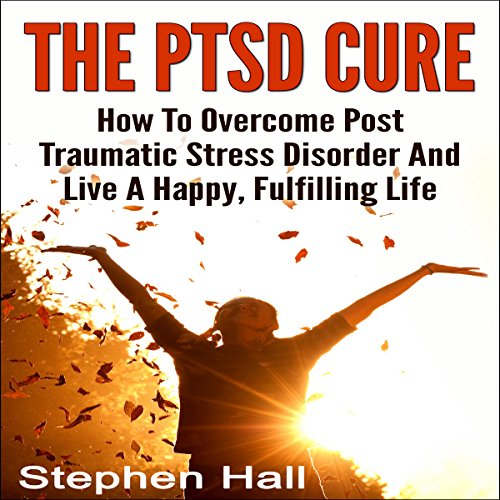 PTSD Cure audiobook cover art