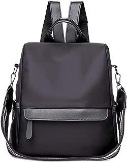 Ohyoulive 2-Way Anti-Theft Waterproof Backpack Women Nylon Large Shoulder Bag Slash-Proof, Wear-Proof, Crush-Proof and Water-Proof Stylish Appearance 2019 New Hot Sale Backpack