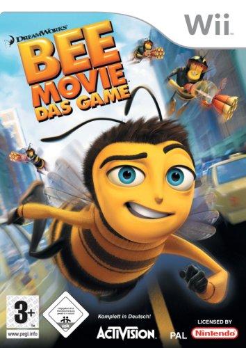 Activision Bee Movie Game, Wii - Juego (Wii, DEU)