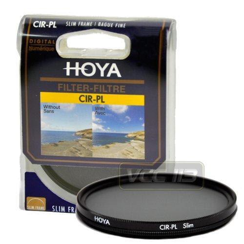 Hoya G Series - Filtro de Rosca para cámaras (49 mm), Color Negro