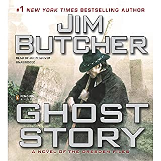 Ghost Story: The Dresden Files, Book 13 - Free First Chapter audiobook cover art