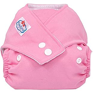 Baby's Nappy,OSYARD Newborn Infant One Size Fits All Reusable Washable Adjustable Baby Soft Cotton Diaper Nappy Dry Tender Care