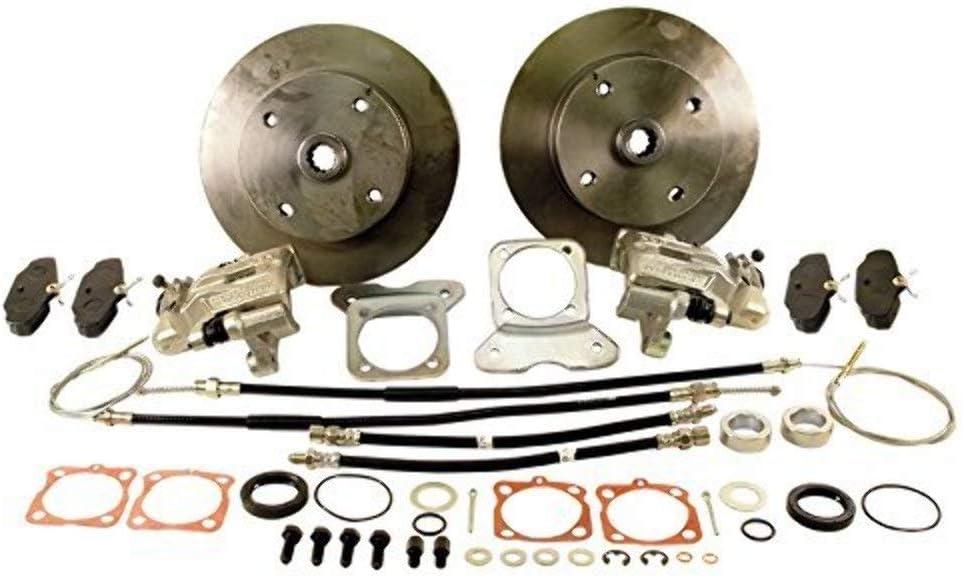 Disc quality assurance Brake Kit Kansas City Mall 4 On 130mm Spline Long With Compatibl E-Brake