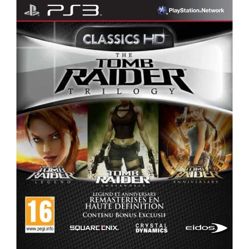 Square Enix The Tomb Raider Trilogy