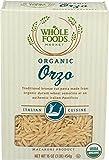 Whole Foods Market, Organic Orzo, 16 oz