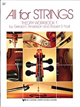 84VA - All for Strings Theory Workbook - Book 1 – Viola
