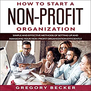 How to Start a Non-Profit Organization cover art