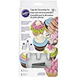 Wilton Cupcake Decorating Icing Tips, 12-Piece Set