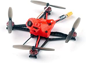 MeterMall Toys & Games Happymodel Sailfly-X 105mm Crazybee F4 PRO 2-3S Micro FPV Racing Drone PNP BNF w/ 25mW VTX 700TVL Camera Flysky Receiver