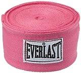 Everlast 4454PK - Venda elástica, Color Rosa