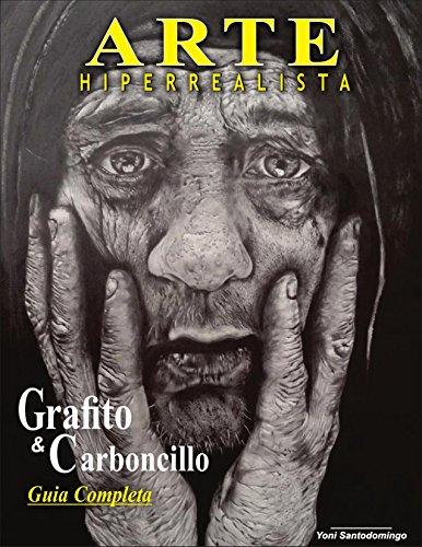 Arte Hiperrealista: Grafito y Carboncillo