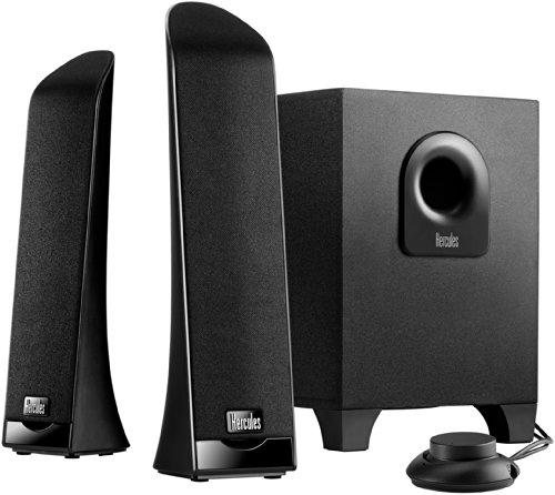 Soundsystem Hercules XPS 2.1 Slim EU [Edizione: Germania]