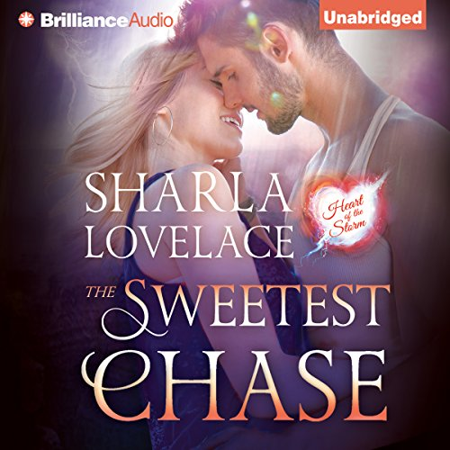 The Sweetest Chase audiobook cover art