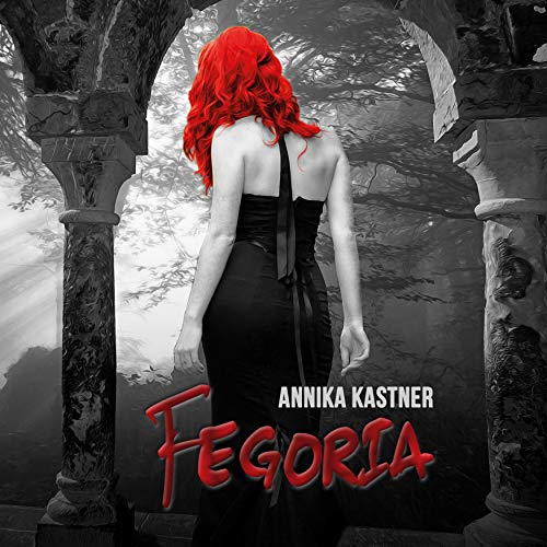 Fegoria audiobook cover art