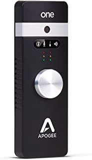 Apogee ONE Audio Interface for iPad & Mac