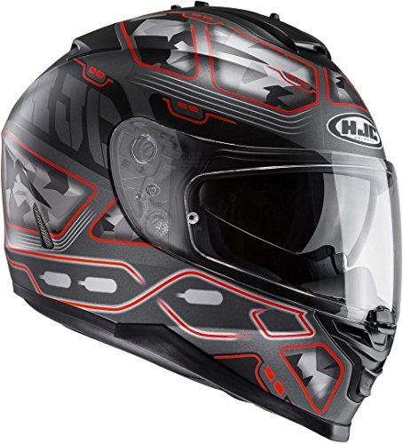 HJC Casco Moto IS17 URUK MC1SF XXS
