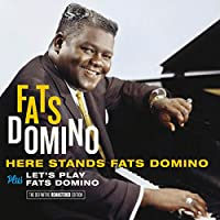 Here Stands Fats Domino + Let's Play Fats Domino+6(import)