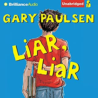 Liar, Liar     The Theory, Practice and Destructive Properties of Deception              By:                                                                                                                                 Gary Paulsen                               Narrated by:                                                                                                                                 Joshua Swanson                      Length: 2 hrs and 15 mins     36 ratings     Overall 4.4