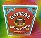 ROYAL BAKING POWDER 1 PACK 64g (4 SACHETS X 16g ) LEVADURA SOBRES, FRESH
