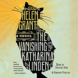 The Vanishing of Katharina Linden     A Novel              By:                                                                                                                                 Helen Grant                               Narrated by:                                                                                                                                 Justine Eyre                      Length: 8 hrs and 56 mins     41 ratings     Overall 4.1
