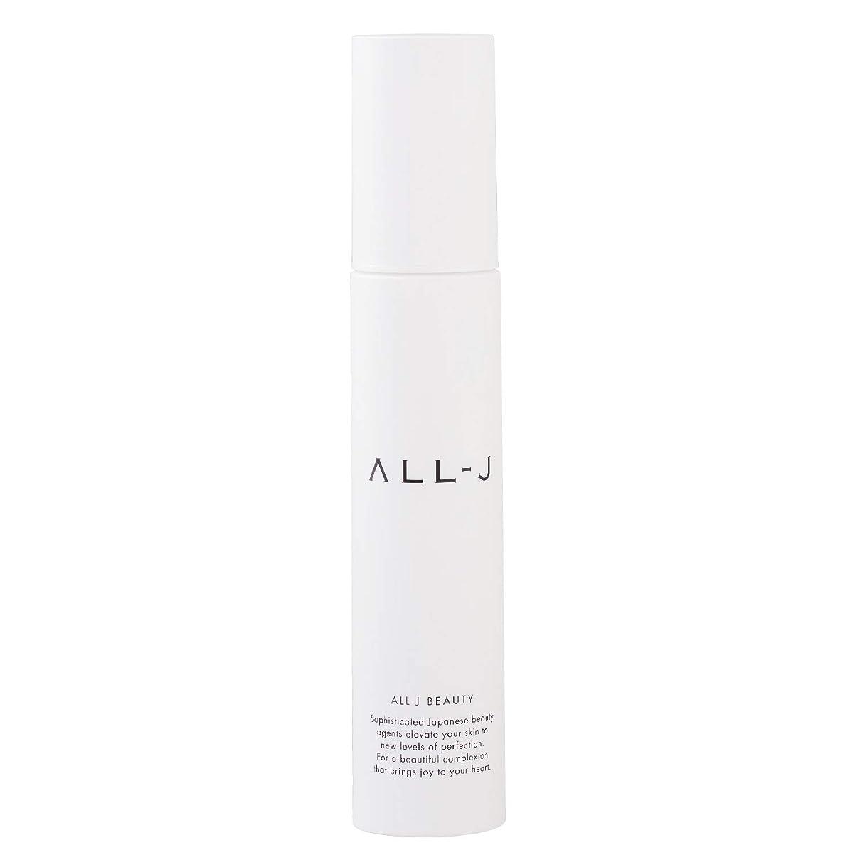 動かない特殊不透明なALL-J (オールジェイ) オールインワンジェル モイスチャーゲルクリーム 50g セラミド 保湿 美容液