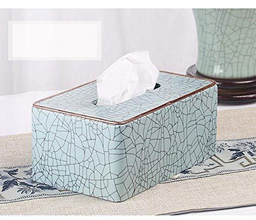 Aspetto squisito, elementi essenziali per la casa, TESSUA BOX TESSUE Box Scatola di immagazzinaggio Deposito Titolari di tessuti Home Soggiorno Tavolino Tavolino Da Desktop Ristorante Ristorante Casse
